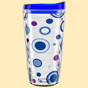 Designer Series Blue Dot